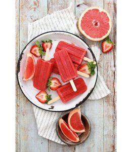 photo glaces fruits rouges amélie