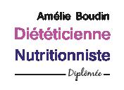 Amélie diététicienne nutritionniste