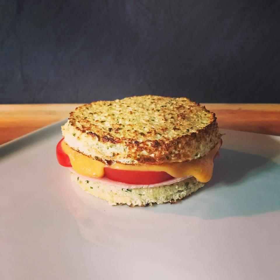 Diététique nutrition sandwich santé