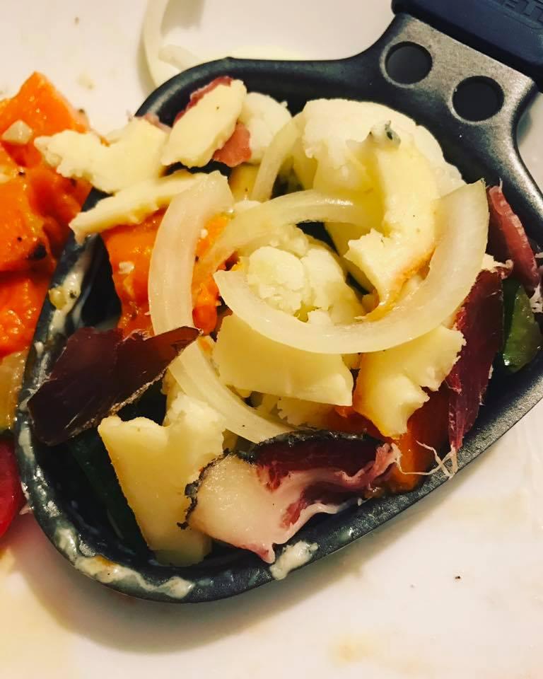 6 astuces pour alléger la raclette