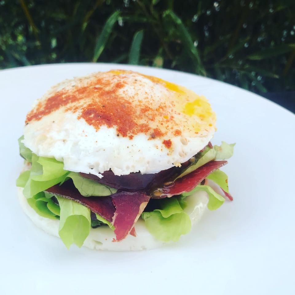 Amélie diététicienne Avignon Sorgues burger bon pour la santé peu calorique