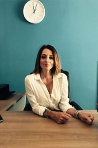 Qui suis-je ? Amélie diététicienne nutritionniste Sorgues Avignon Orange