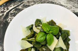 Gnocchi maison recette facile avec Amelie diététicienne à Sorgues